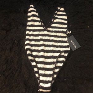 Pretty little thing one piece swimsuit